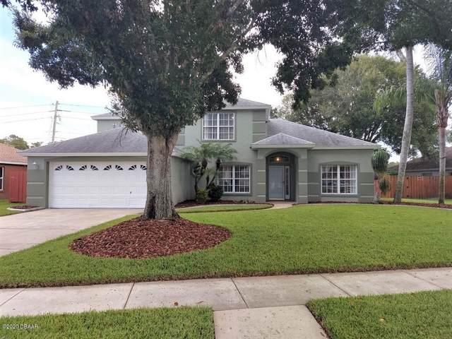 1492 Surrey Park Drive, Port Orange, FL 32128 (MLS #1076516) :: Cook Group Luxury Real Estate