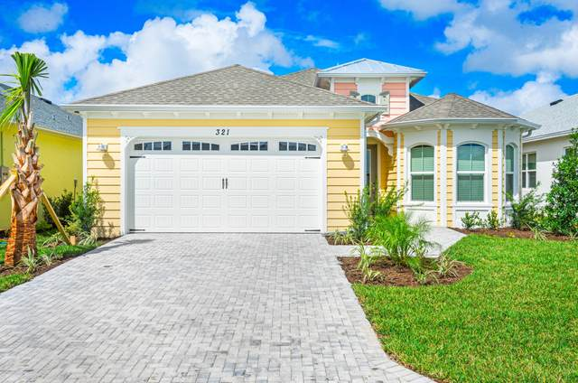 321 Compass Rose Drive, Daytona Beach, FL 32124 (MLS #1076538) :: Cook Group Luxury Real Estate