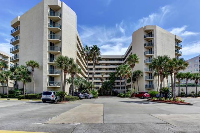 4565 S Atlantic Avenue #5110, Ponce Inlet, FL 32127 (MLS #1076542) :: Cook Group Luxury Real Estate
