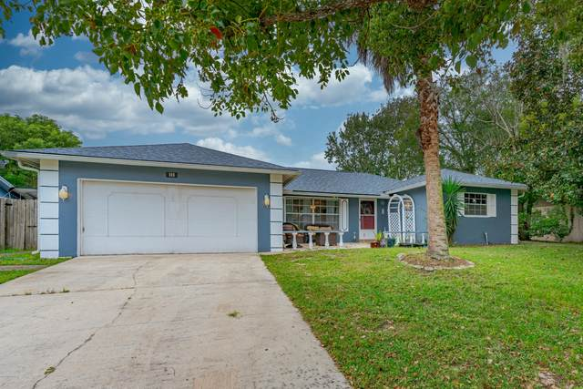 111 Pinion Circle, Ormond Beach, FL 32174 (MLS #1076550) :: Cook Group Luxury Real Estate