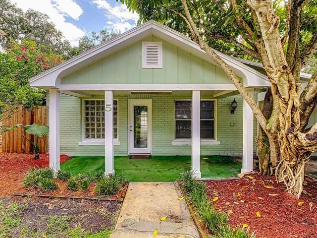 5 E Bayshore Drive, Port Orange, FL 32127 (MLS #1076639) :: Cook Group Luxury Real Estate