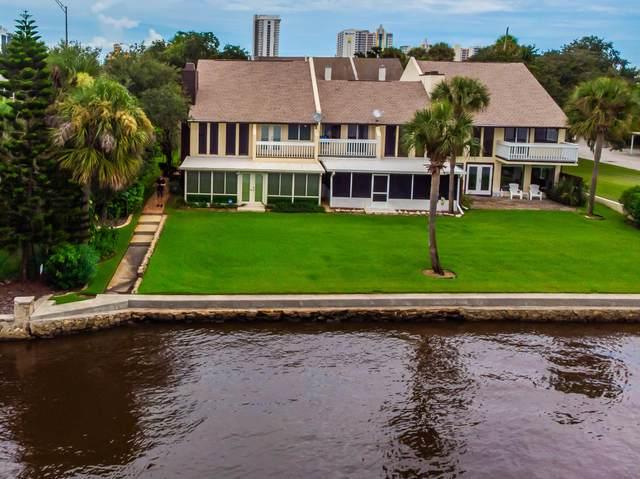 437 N Halifax Avenue #9, Daytona Beach, FL 32118 (MLS #1076654) :: Cook Group Luxury Real Estate