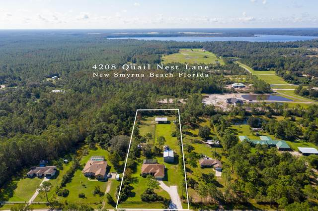 4208 Quail Nest Lane, New Smyrna Beach, FL 32168 (MLS #1076661) :: Cook Group Luxury Real Estate