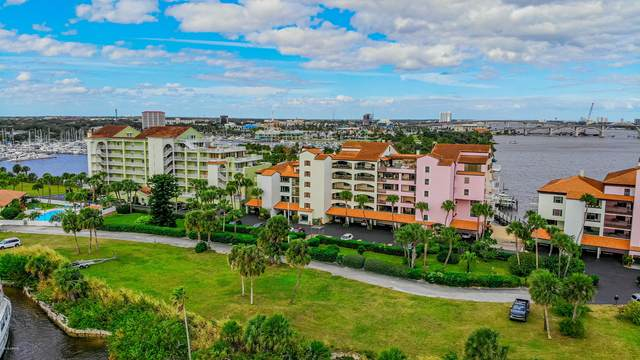 612 Marina Point Drive #6120, Daytona Beach, FL 32114 (MLS #1076675) :: Cook Group Luxury Real Estate