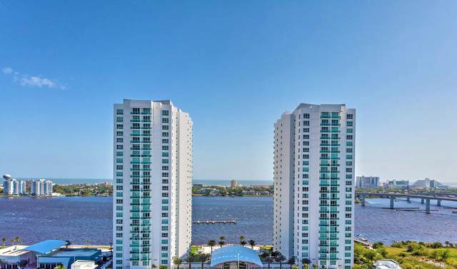 231 Riverside Drive 1902-1, Holly Hill, FL 32117 (MLS #1076681) :: Cook Group Luxury Real Estate