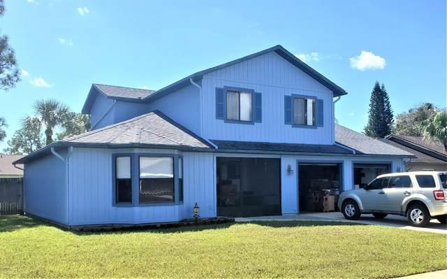 1512 Rusty Circle, Port Orange, FL 32129 (MLS #1076730) :: Cook Group Luxury Real Estate