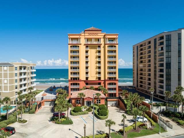 2901 S Atlantic Avenue #203, Daytona Beach Shores, FL 32118 (MLS #1076737) :: Cook Group Luxury Real Estate