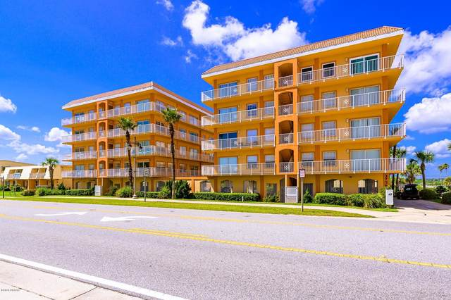 3756 S Atlantic Avenue #404, Daytona Beach Shores, FL 32118 (MLS #1076775) :: Cook Group Luxury Real Estate
