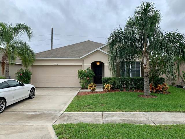 2656 Star Coral Lane, New Smyrna Beach, FL 32168 (MLS #1076789) :: Florida Life Real Estate Group