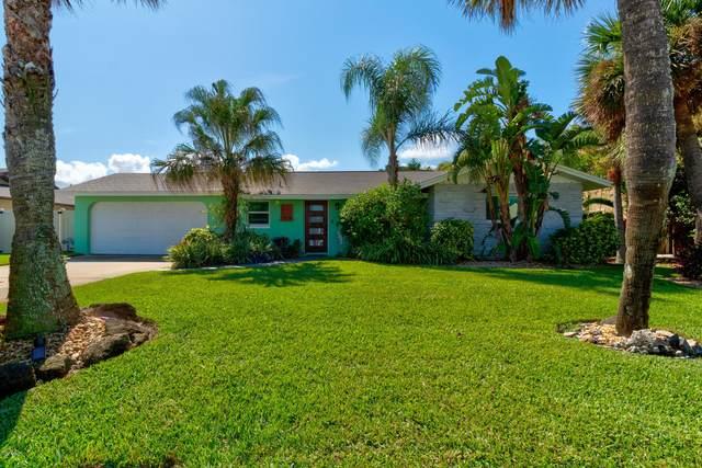 4642 S Atlantic Avenue, New Smyrna Beach, FL 32169 (MLS #1076791) :: Cook Group Luxury Real Estate