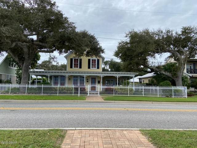 616 S Riverside Drive, New Smyrna Beach, FL 32168 (MLS #1076839) :: Florida Life Real Estate Group