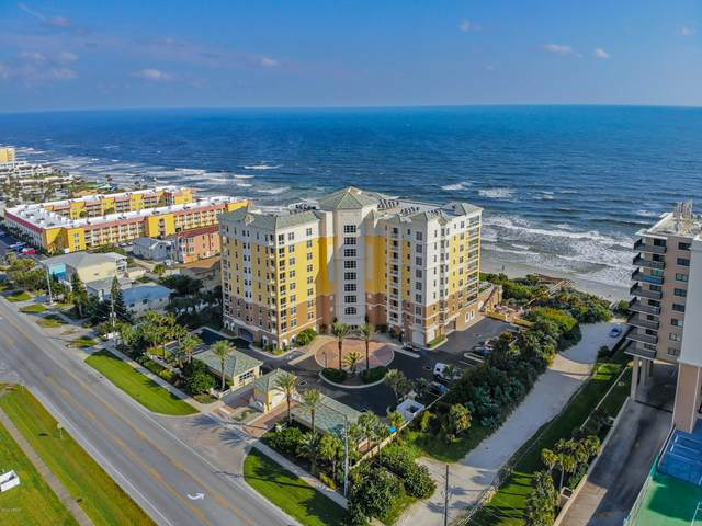 4071 S Atlantic Avenue #602, New Smyrna Beach, FL 32169 (MLS #1076879) :: Cook Group Luxury Real Estate