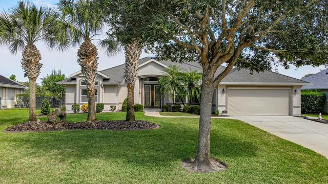 40 Black Hickory Way, Ormond Beach, FL 32174 (MLS #1076887) :: Cook Group Luxury Real Estate