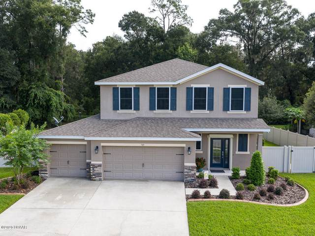 564 Morgan Wood Drive, Deland, FL 32724 (MLS #1076894) :: Cook Group Luxury Real Estate