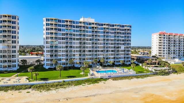 1155 Ocean Shore Boulevard #606, Ormond Beach, FL 32176 (MLS #1076897) :: Cook Group Luxury Real Estate