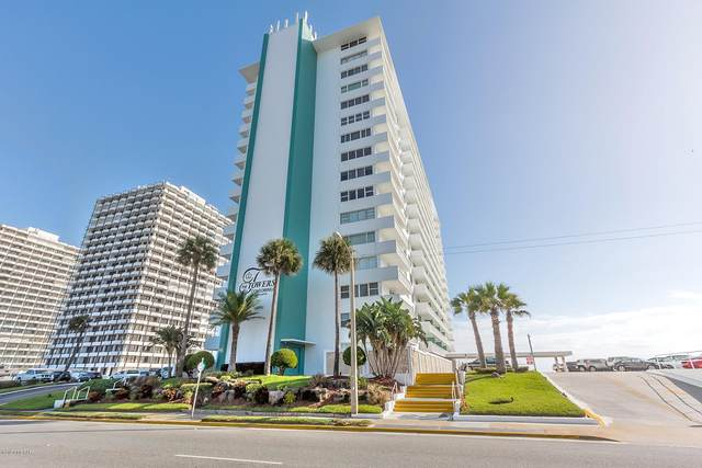 2800 N Atlantic Avenue #508, Daytona Beach, FL 32118 (MLS #1076901) :: Cook Group Luxury Real Estate
