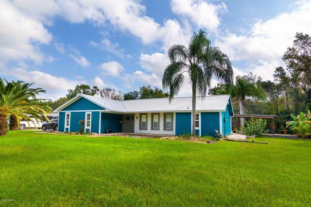 245 E Country Cir Drive, Port Orange, FL 32128 (MLS #1076902) :: Cook Group Luxury Real Estate