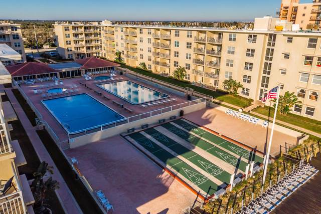4153 S Atlantic Avenue #311, New Smyrna Beach, FL 32169 (MLS #1076934) :: Cook Group Luxury Real Estate