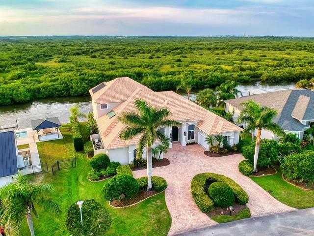 306 Quay Assisi, New Smyrna Beach, FL 32169 (MLS #1076944) :: Memory Hopkins Real Estate