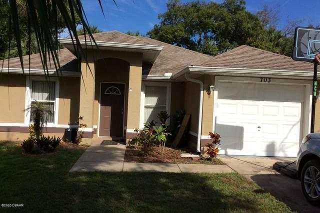 703 Washington, New Smyrna Beach, FL 32168 (MLS #1076971) :: Cook Group Luxury Real Estate