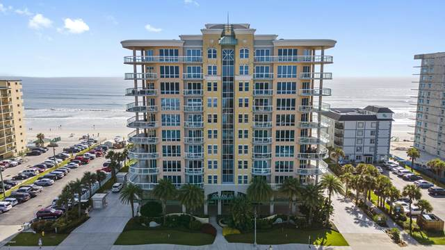 3703 S Atlantic Avenue #908, Daytona Beach Shores, FL 32118 (MLS #1076980) :: Cook Group Luxury Real Estate