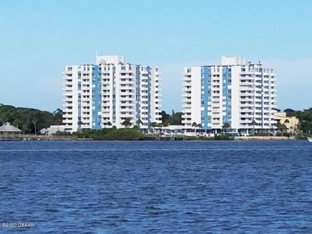 925 N Halifax Avenue #603, Daytona Beach, FL 32118 (MLS #1076985) :: Cook Group Luxury Real Estate