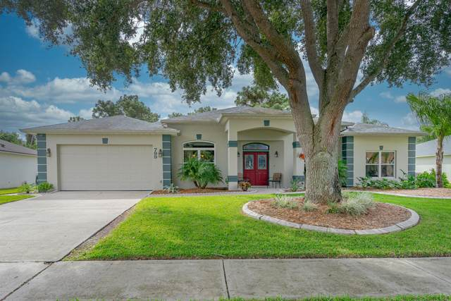 799 Sterling Chase Drive, Port Orange, FL 32128 (MLS #1076987) :: Cook Group Luxury Real Estate
