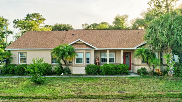 900 Magnolia Terrace, Flagler Beach, FL 32136 (MLS #1077012) :: Cook Group Luxury Real Estate