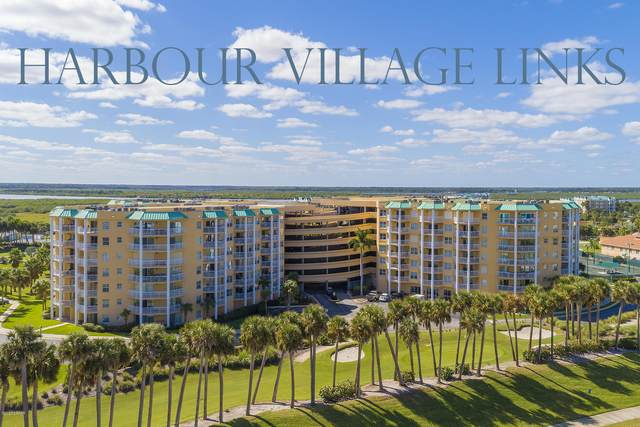 4650 Links Village Drive D506, Ponce Inlet, FL 32127 (MLS #1077018) :: Cook Group Luxury Real Estate