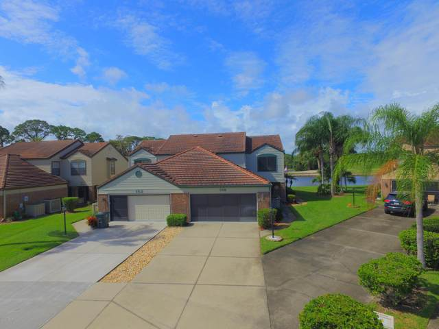 188 Palm Sparrow Court, Daytona Beach, FL 32119 (MLS #1077023) :: Cook Group Luxury Real Estate