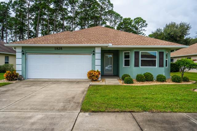 1828 Turnbull Lakes Drive, New Smyrna Beach, FL 32168 (MLS #1077026) :: Memory Hopkins Real Estate