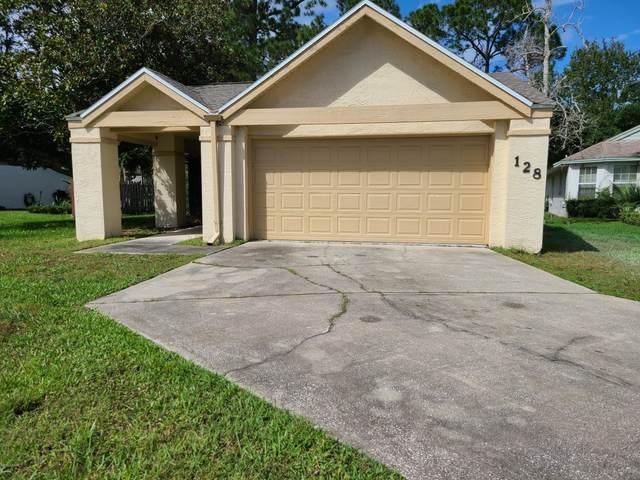 128 Bardmoor Circle, Daytona Beach, FL 32114 (MLS #1077027) :: Cook Group Luxury Real Estate