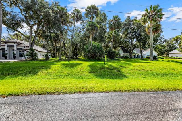 23 Maple Street, Flagler Beach, FL 32136 (MLS #1077038) :: Cook Group Luxury Real Estate