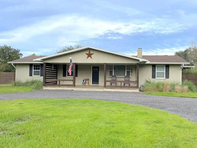 377 N Samsula Drive, New Smyrna Beach, FL 32168 (MLS #1077071) :: Cook Group Luxury Real Estate