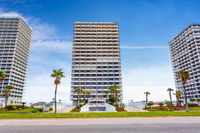 2900 N Atlantic Avenue #203, Daytona Beach, FL 32118 (MLS #1077076) :: Cook Group Luxury Real Estate