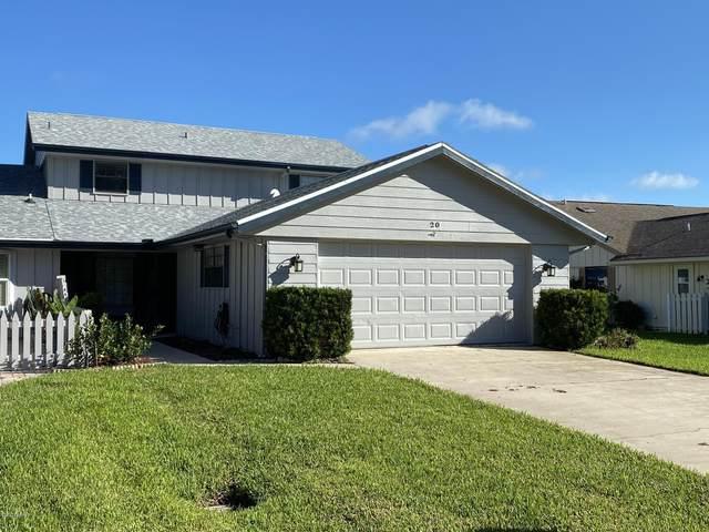 20 Lake Fairgreen Circle, New Smyrna Beach, FL 32168 (MLS #1077084) :: Florida Life Real Estate Group