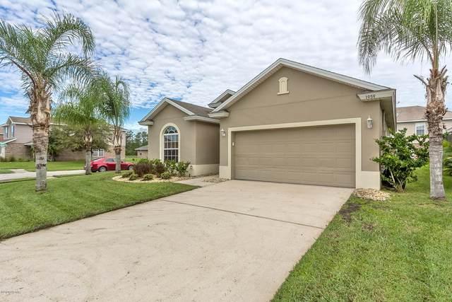 1959 Cove Point Road, Port Orange, FL 32128 (MLS #1077100) :: Cook Group Luxury Real Estate
