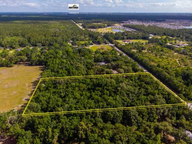 0 Tomoka Farms Road, Port Orange, FL 32128 (MLS #1077101) :: Cook Group Luxury Real Estate