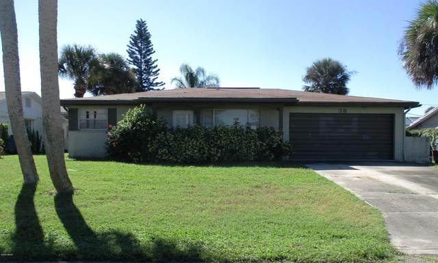 38 Sunset Boulevard, Ormond Beach, FL 32176 (MLS #1077261) :: Cook Group Luxury Real Estate