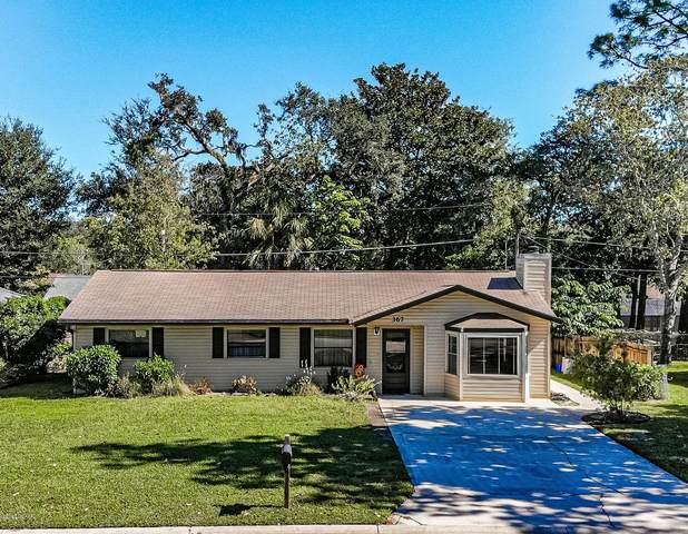 367 Collins Street, Ormond Beach, FL 32174 (MLS #1077288) :: Cook Group Luxury Real Estate