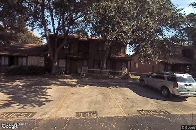146 E Baywood Square, Daytona Beach, FL 32119 (MLS #1077293) :: Cook Group Luxury Real Estate