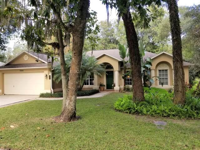 6046 Whispering Trees Lane, Port Orange, FL 32128 (MLS #1077350) :: Cook Group Luxury Real Estate