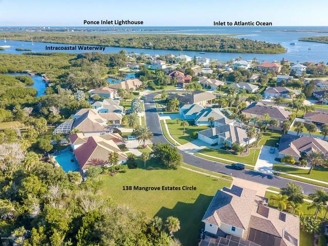 138 Mangrove Estates Circle, New Smyrna Beach, FL 32168 (MLS #1077402) :: Team Zimmerman