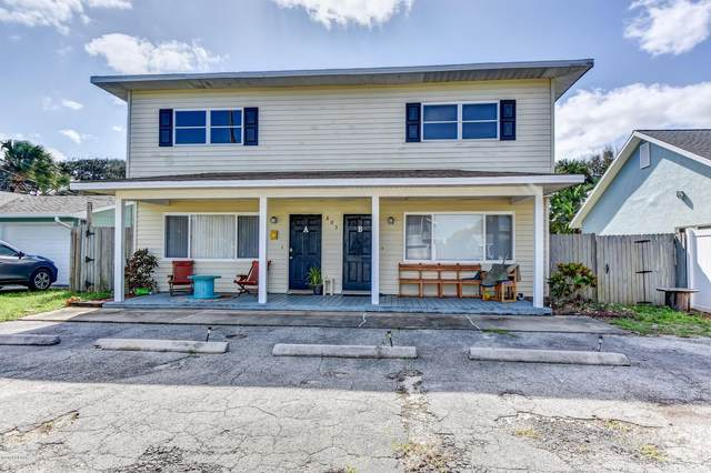 803 Maralyn Avenue B, New Smyrna Beach, FL 32169 (MLS #1077549) :: Cook Group Luxury Real Estate