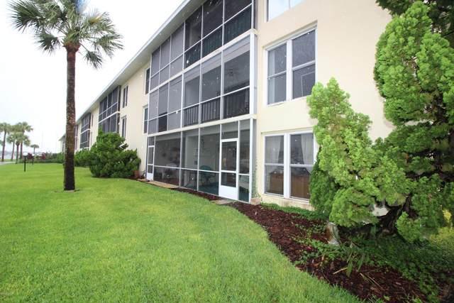 715 S Beach Street 117D, Daytona Beach, FL 32114 (MLS #1077609) :: NextHome At The Beach