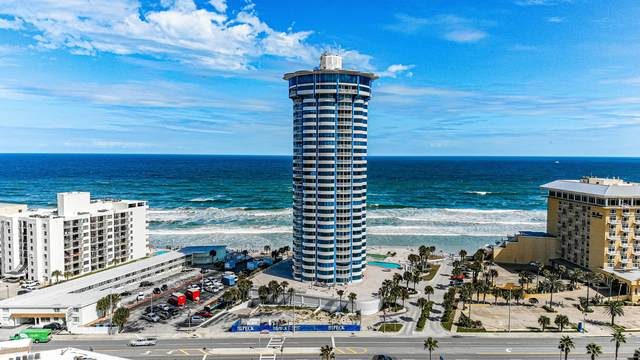2625 S Atlantic Avenue 28SE, Daytona Beach Shores, FL 32118 (MLS #1077652) :: NextHome At The Beach