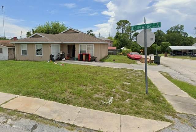 874 Hollywood Street, Daytona Beach, FL 32117 (MLS #1077727) :: Cook Group Luxury Real Estate