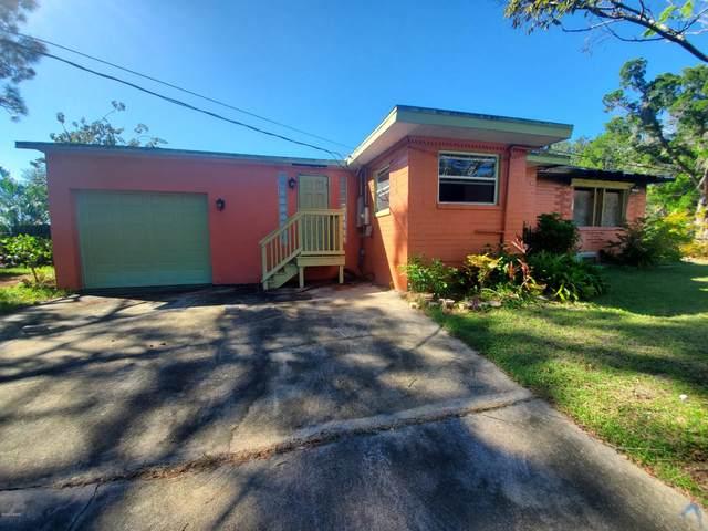 304 Oak Street, Port Orange, FL 32127 (MLS #1077822) :: Cook Group Luxury Real Estate