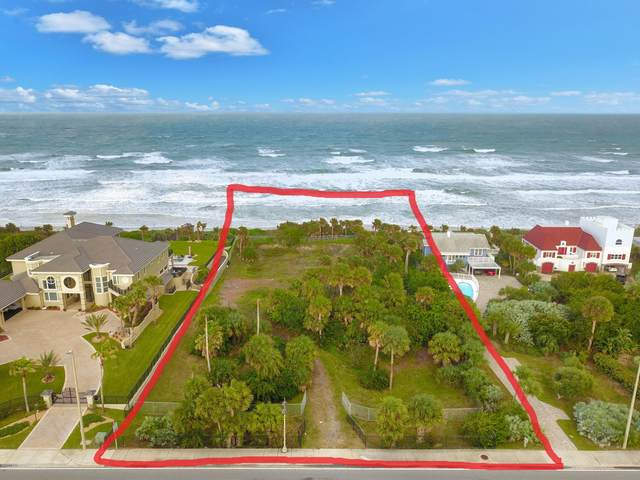 2825 S Atlantic Avenue, Daytona Beach Shores, FL 32118 (MLS #1077861) :: NextHome At The Beach