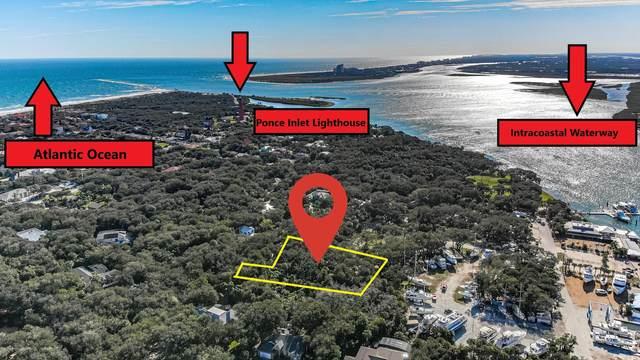 0 Sailfish Drive, Ponce Inlet, FL 32127 (MLS #1077899) :: Florida Life Real Estate Group